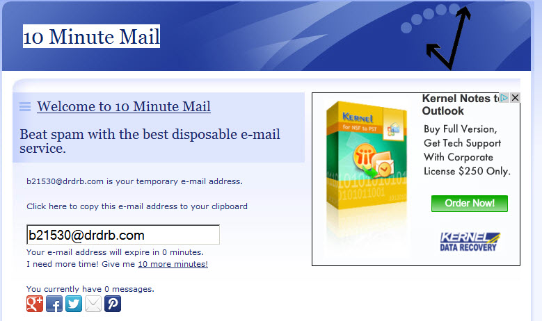 8 10 Minute Mail Alternatives And Competitors