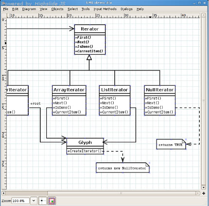 dia is a free office application that allows to create diagrams and organizational charts was developed to be an alternative for more popular visio program - Dia Visio Alternative