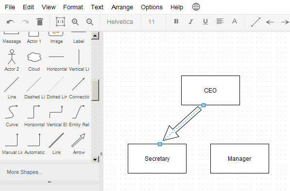 Drawing Lines With Arrows In Visio : Draw alternatives and competitors
