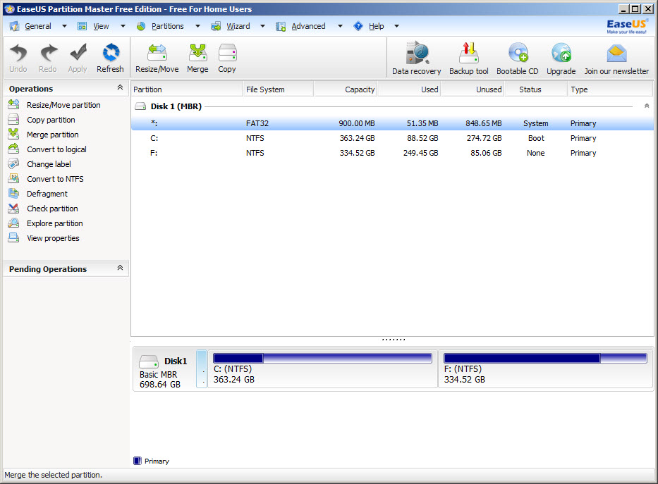 5 EaseUS Partition Master Alternatives and Competitors